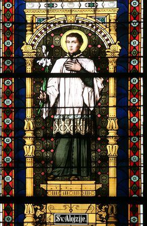 Saint Aloysius Stock Photo - 6503860