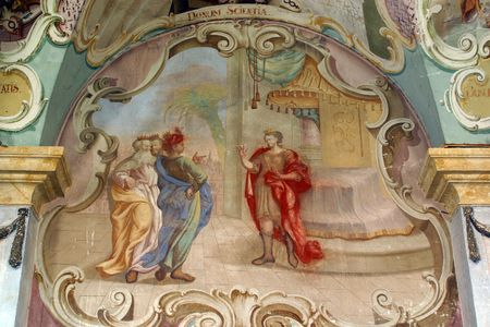 sainthood: The three Magi before Herod