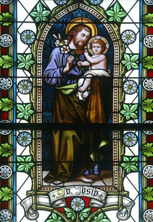 Saint Joseph Stock Photo - 6577201