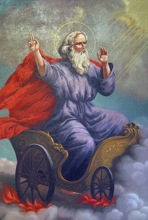 Saint Elijah Stock Photo - 10004981