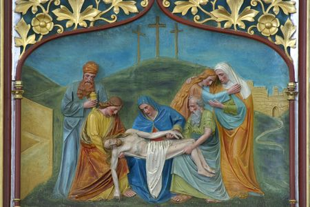 deposition: Deposition from the Cross Editorial