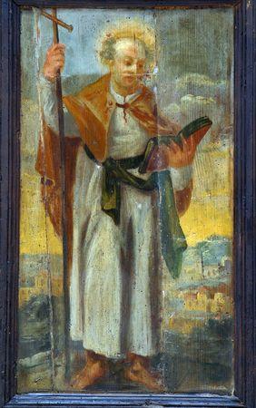 Saint Philip the Apostle Stock Photo - 6580477