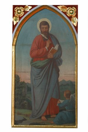 Saint Matthew the Evangelist Stock Photo - 6580451