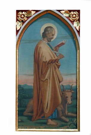 Saint Luke the Evangelist Stock Photo - 6580455
