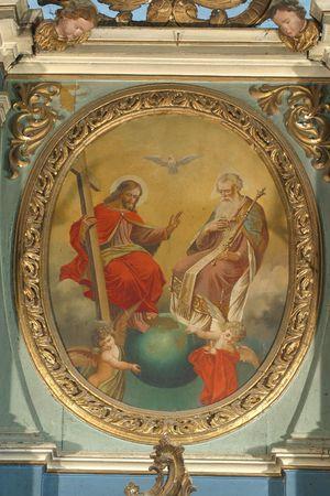 trinity: Holy Trinity