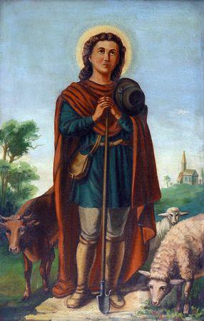 homily: Saint Wendelin Editorial