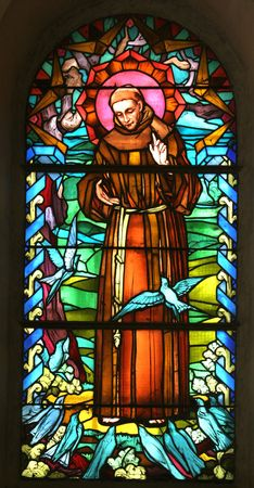 saint: Saint Francis of Assisi