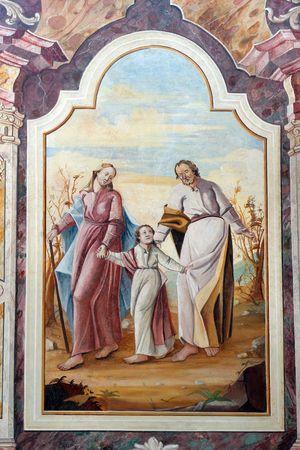 vaderlijk: Heilige Familie