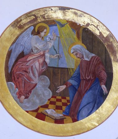 gabriel: The Annunciation