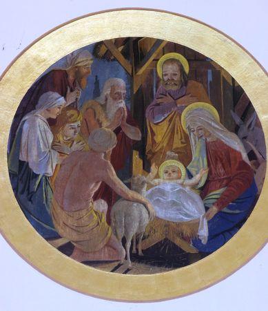 Nativity Scene Stock Photo - 10004912