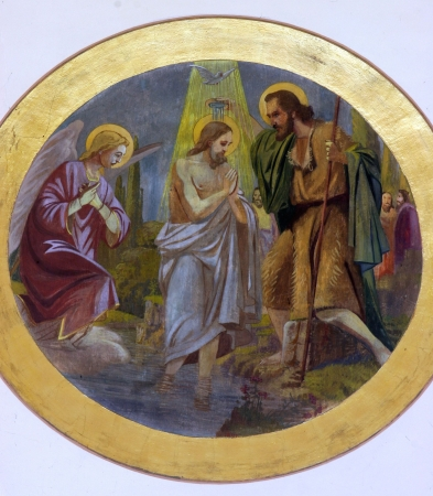 baptist: Baptism of the Lord