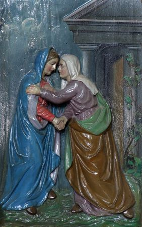 visitation: Visitation of the Blessed Virgin Mary
