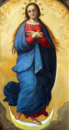 saint mary: Our Lady