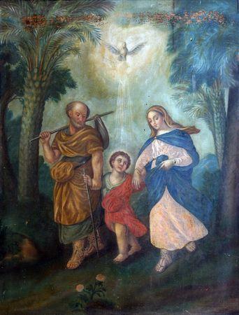 heilige familie: Heilige Familie  Lizenzfreie Bilder