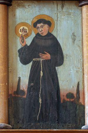 Saint Francis of Assisi  Stock Photo - 7176713