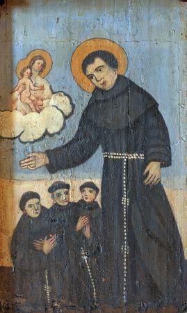 patron of europe: Saint Francis of Assisi