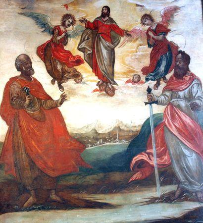 apostolic: Christ in heaven apostolic leaders Editorial