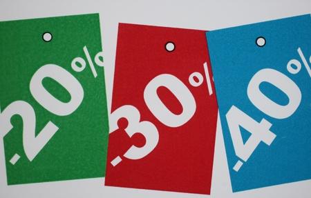 Sale percents Stock Photo - 8556050