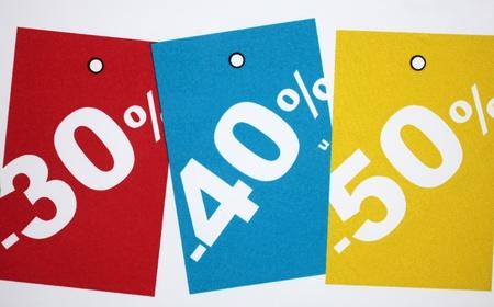 giveaway: Sale percents
