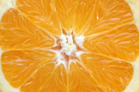 Fresh juicy orange Stock Photo - 8726029