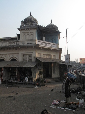 calcutta: KOLKATA, INDIA -JANUARY 23: Streets of Kolkata. Nirmal Hriday, Kalighat Temple, One of Mother Teresas hospice for the sick, destitute and the dying in Kalighat, January 23, 2009.