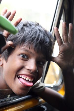 beggary: KOLKATA, INDIA -JANUARY 23: Streets of Kolkata. Thousands of beggars are the most disadvantaged castes living in the streets, January 23, 2009.