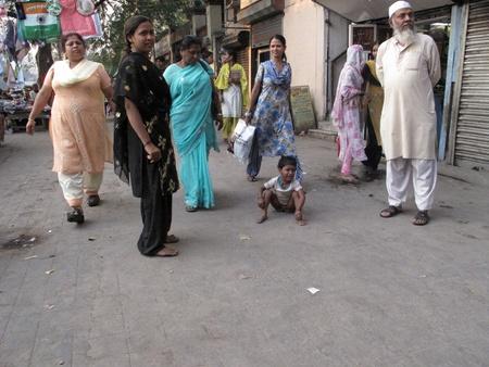 underprivileged: KOLKATA, INDIA - JANUARY 29: Streets of Kolkata. People live and work on the streets, January 29, 2009.