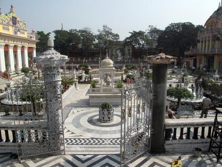 calcutta: Jain Temple, Kolkata, West Bengal, India