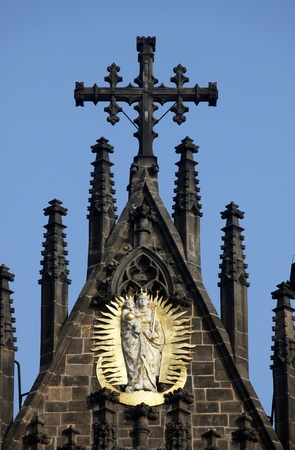 Our Lady before Tyn, Prague photo