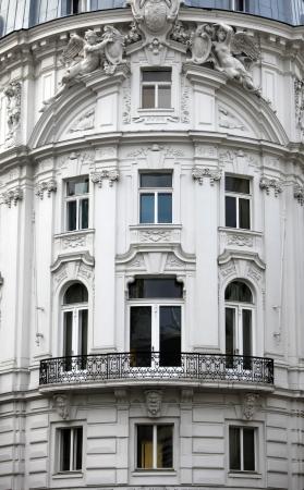 Viennise facade photo