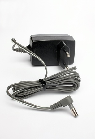 Electric power adapter photo