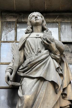 madeleine: Saint Agnes of Rome, Madeleine church in Paris