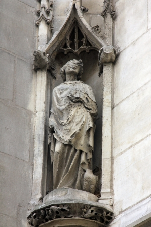 Saint John the Evangelist, Saint-Bernard de la Chapelle Church, Paris photo