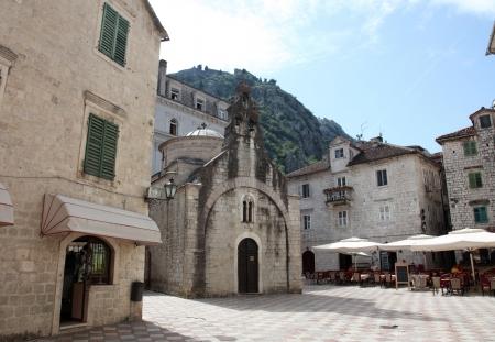 Church of Saint Luke in Kotor, Montenegro photo