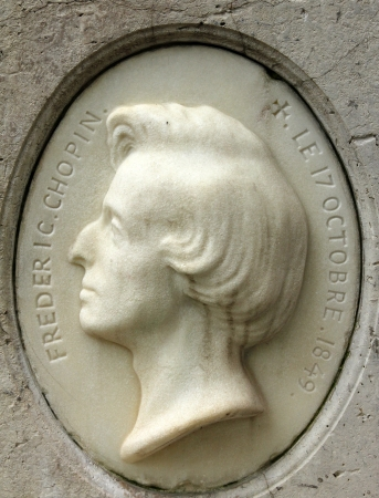 frederic chopin monument: Frederic Chopin