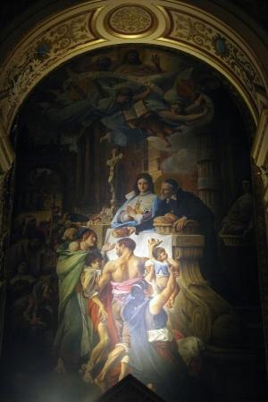 sainthood: Saint Vincent de Paul, Church of the Holy Trinity, Paris
