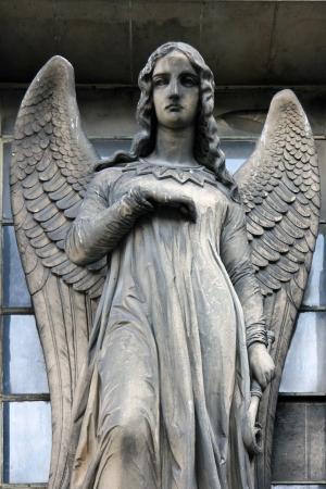 ange gardien: Ange gardien, ?glise de la Madeleine ? Paris