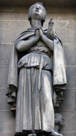 madeleine: Saint Genevieve, Madeleine church in Paris