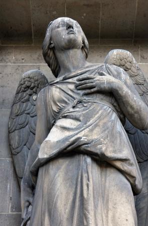 michael the archangel: Archangel Michael, Madeleine church in Paris
