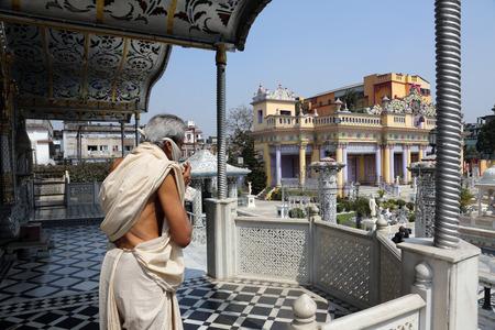 reverence: Jain Temple, Kolkata, India