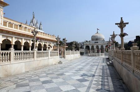 calcutta: Jain Temple, Kolkata, India