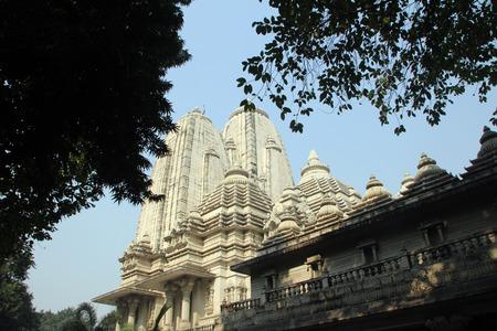 nagara: Birla Mandir  Hindu Temple  in Kolkata, West Bengal in India