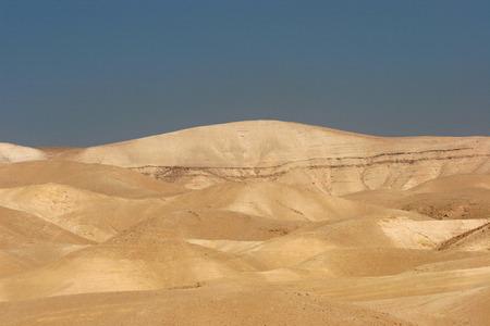 judea: Judea desert, Israel Stock Photo