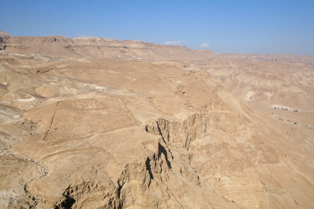hebrews: Wilderness of Judea from Israel