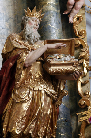 melchior: Melchior, Biblical Magi