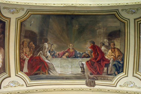 holy thursday: Last Supper