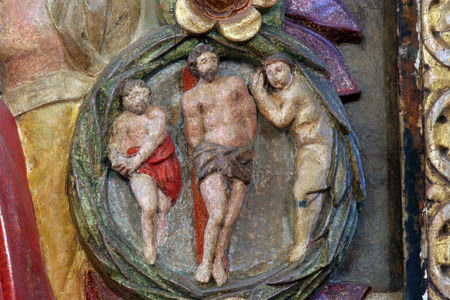 scourging: Scourging at the Pillar, Mysteries of the Rosary