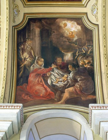 adoration: Nativity Scene, Adoration of the Shepards