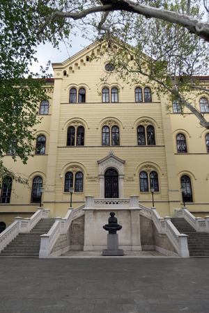 University of Zagreb, Croatia