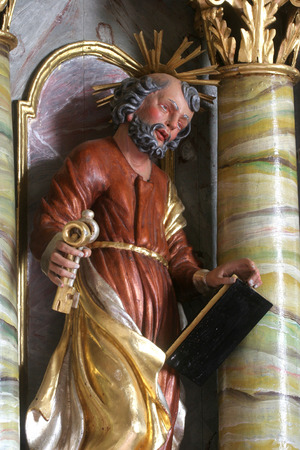 Saint Peter Editorial